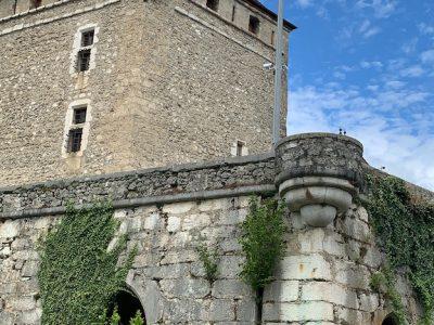 Le château de Montrottier à Annecy